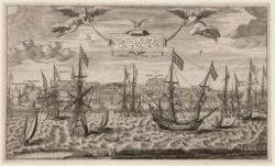 Amstelredam Omtrent 't Jaar 1570
