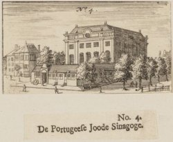 De Portugeese Joode Sinagoge