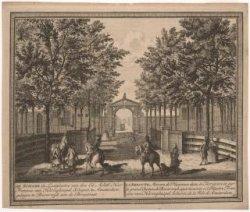 De Schans, de Lustplaetze van den Ed:Achtb: Heer Francois van Haringkaspel, Sche…