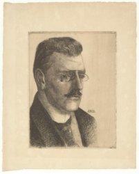 Portret van prof.dr. Hendrik Anthonie van Bakel (1874-1948), hoogleraar aan de U…