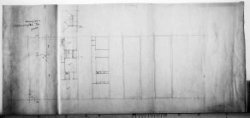 Schetsen en ontwerptekeningen met aanzichten en plattegronden voor een tweede on…