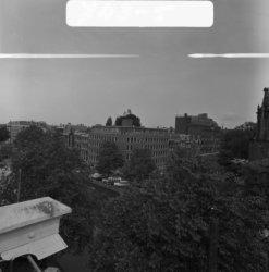 Prinsengracht 241 - 265 (links), rechts Westermarkt 4 - 16 v.r.n.l. met aansluit…