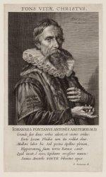 Johannes Fonteyn (Fontanus) (1574-1628)