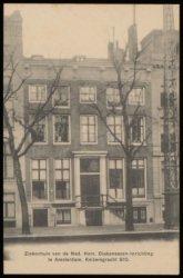 Ziekenhuis van de Nederlands Hervormde Diakonessen-Inrichting, Keizersgracht 810