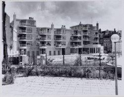 Koningsstraat (achterzijde evenzijde)