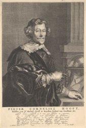 Pieter Cornelisz Hooft, Ridder van St. Michiel, Drost te Muyden, Baljuw van Goei…