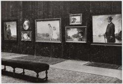 Portretten in landschap