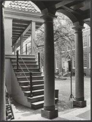 Kalverstraat 92, Amsterdams Historisch Museum, voormalige jongensbinnenplaats