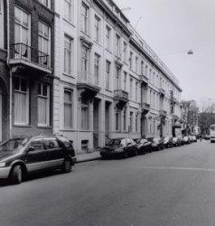 P.C. Hooftstraat 2 t/m 16(ged.) (v.r.n.l.)