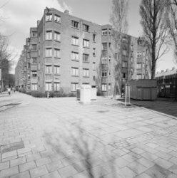 Willaertstraat 1-31 en geheel links Amstelveenseweg 187-197