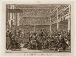 Le Bapteme des Mennonites
