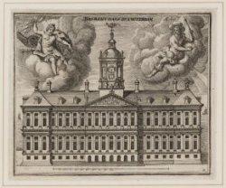 Das Rahthaus zu Amsterdam