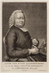 Jacob van Nuys Klinkenberg (20-02-1744 / 14-09-1814)