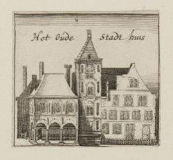 Het Oude Stadt huis