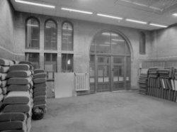 Damrak 62, Beurs van Berlage, interieur