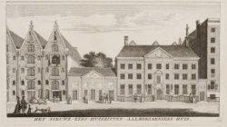 Het Nieuwe-Zyds-Huiszitten-Aalmoesseniers-Huis
