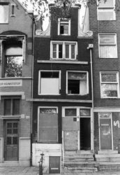 Wittenburgergracht 45 (ged.) - 49 (ged.), voorgevels. (Later 249 - 253)