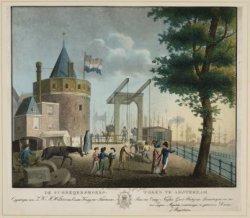 De Schreijershoeks-Toren, te Amsterdam