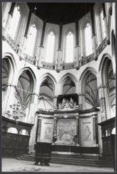 Nieuwezijds Voorburgwal 143, Nieuwe Kerk, praalgraf van admiraal Michiel Adriaen…