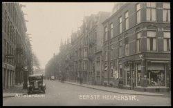 Eerste Helmersstraat richting Nassaukade