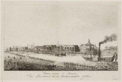 Chantier maritime d''Amsterdam