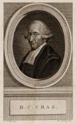 Hendrik Constantijn Cras (04-01-1739 / 05-04-1820)