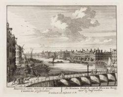 De Binnen Amstel; van de Blauwe Brug naar de Stadswallen