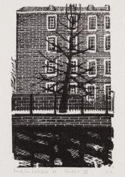 Roetersstraat 2, Dr. Sarphatihuis (voormalige Werkhuis), hoek zij- en achtergeve…