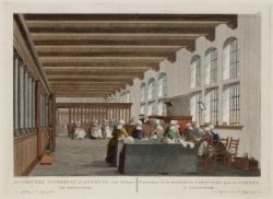 Het Vrouwen Tuchthuys of Spinhuys van Binne, tot Amsterdam