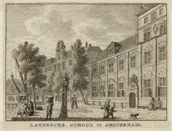 Latynsche school te Amsterdam