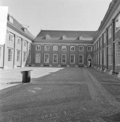 Kalverstraat 92, de binnenplaats van het Amsterdams Historisch Museum