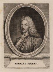 Bernard Picart (11-06-1673 / 08-05-1733)
