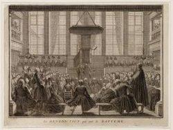 Le Benediction qui suit le Bapteme