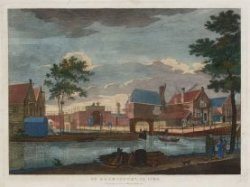 De Raam-Poort, in 1786