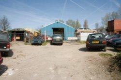 Garage Ruimzicht, H.J.E. Wenckebachweg 15