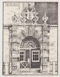 Poortje van de Agnietenkapel