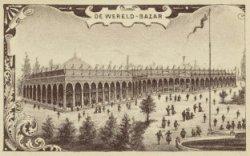 De wereld-bazar