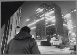 Zuidplein. Onveilig gebied rondom het World Trade Center (WTC)
