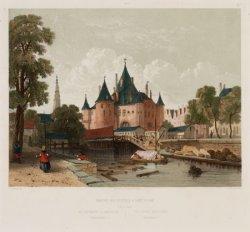Marché aux Poissons à Amsterdam