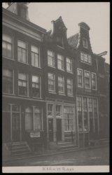 Kerkstraat. Uitgave Jansen's Grafische Kunstinrichting, Utrecht