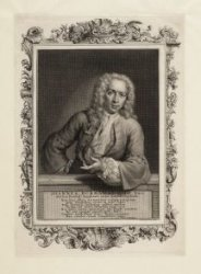 Johannes Burman (Burmannus)  (26-04-1707 / 20-01-1779)