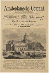 Het Twintig Jarig Bestaan van het Paleis voor Volksvlijt, p. 1