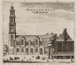 Westerkerk/ l'Eglise Occidentale
