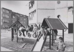 Speelplaats van Openbare Basisschool De Dapper, Pieter Nieuwlandstraat 3