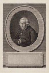 Portret van de kolonel van de Schutterij Isaak van Goudoever (1712-1793)
