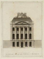 Société des Arts et des Sciences à Amsterdam