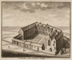 't Klooster van St. Lucia, Anno 1544