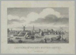 Amsterdam van den Buiten-Amstel. 29 Julij 1650