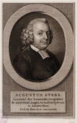 Augustus Sterk (01-02-1748 / 1815)