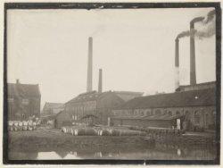 Boerenwetering - Hobbemakade - Waskaarsenfabriek